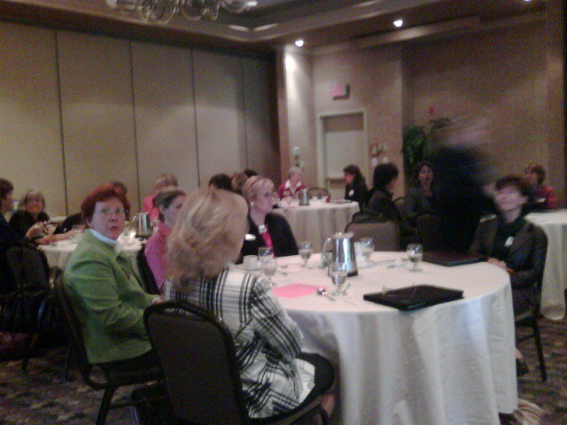 Women's Business Network - (Taken with my BlackBerry)